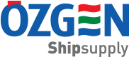 Özgen Ship Supply Logo