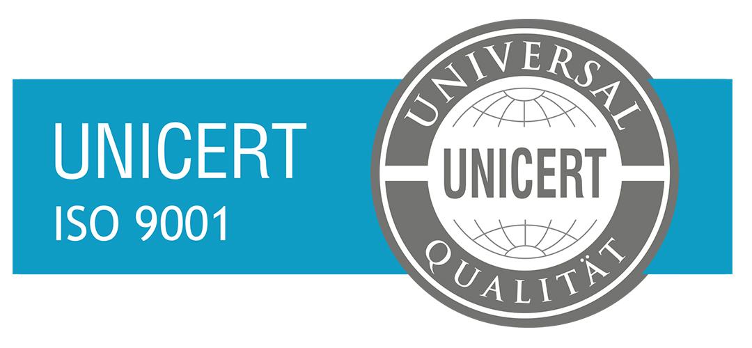 UNICERT ISO 9001 - 2008